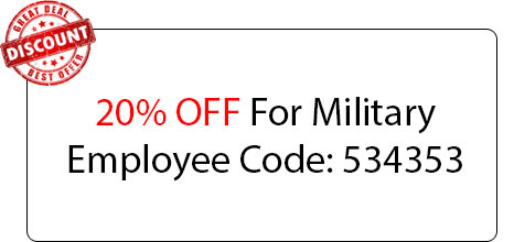 Military Employee Discount - Locksmith at Channahon, IL - Channahon Locksmith